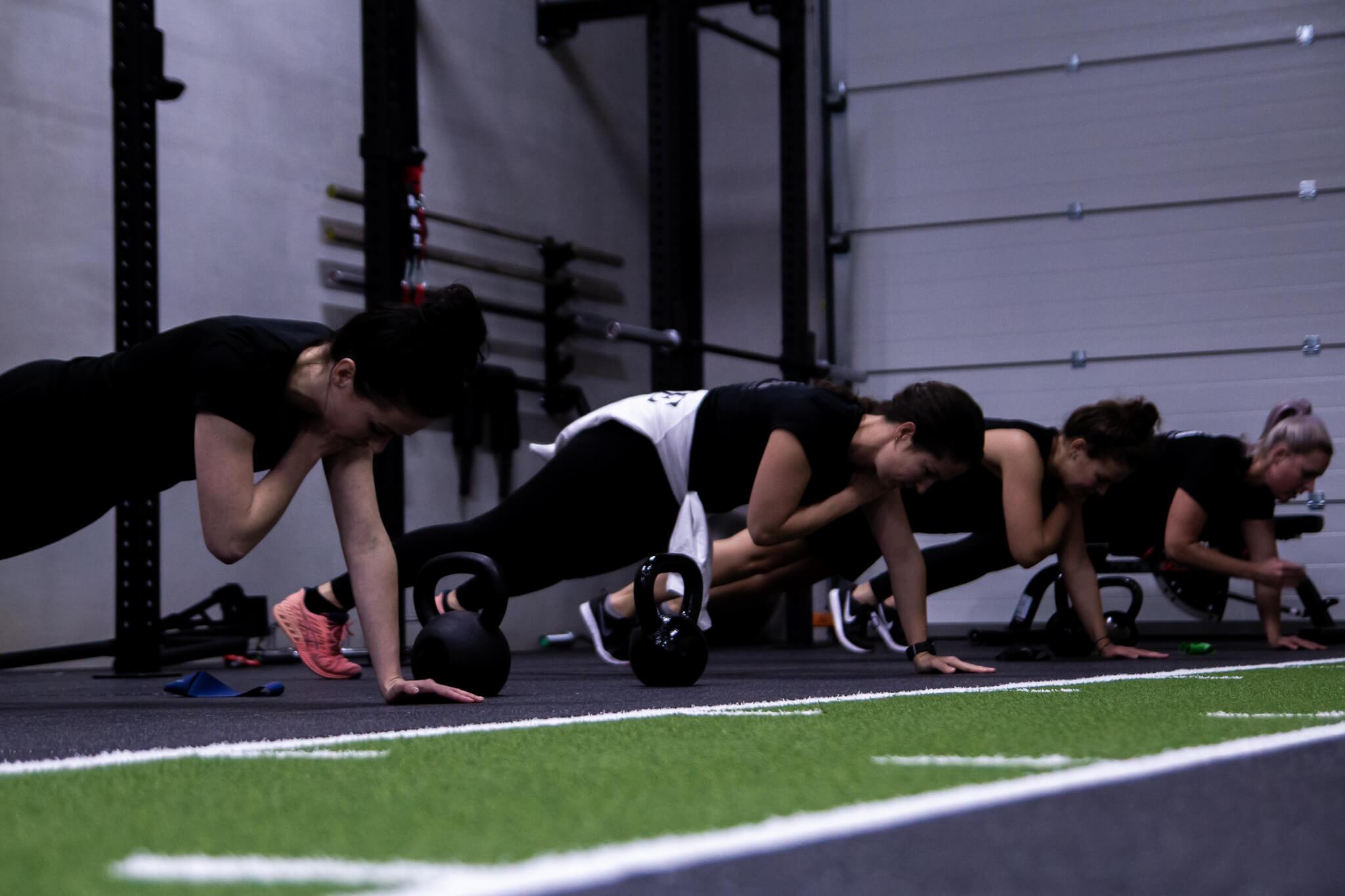 Functional training dames