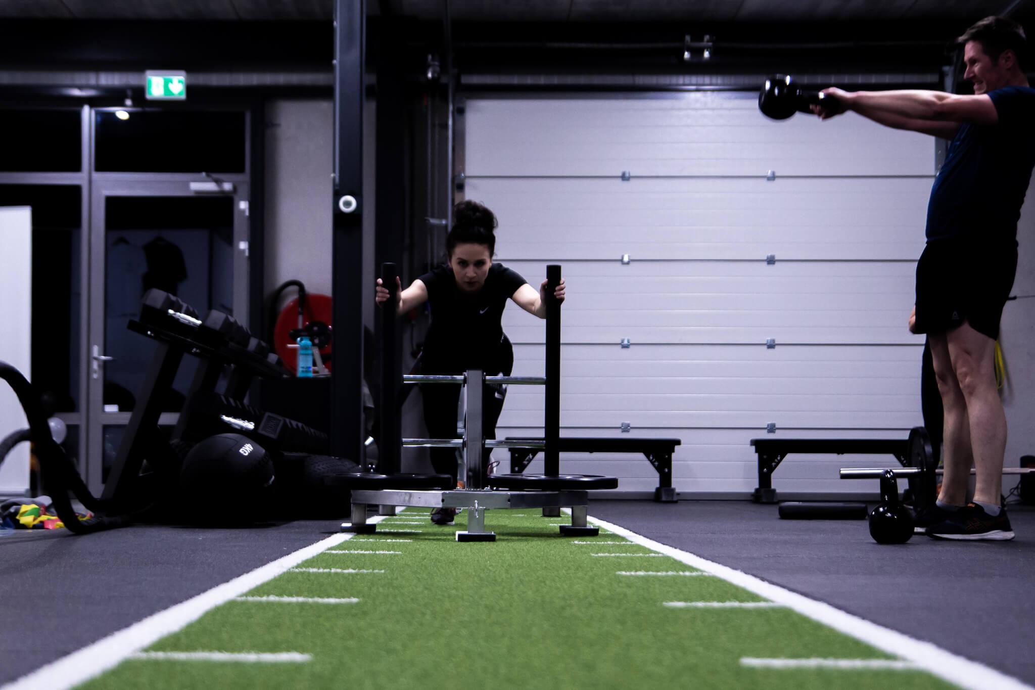 Functional training slee